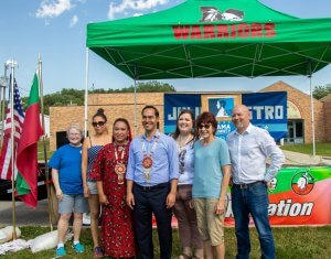 Presidential Candidate Julian Castro - Meet and Greet