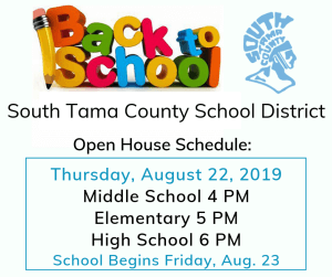 South Tama County School District Open House @ South Tama County Schools
