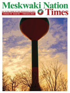 February Meskwaki Nation Times Now Available