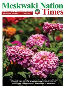 July Meskwaki Nation Times Now Available